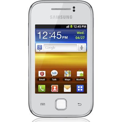 Samsung galaxy Y blanco telcel