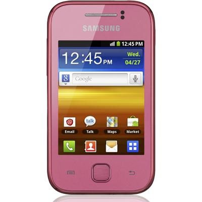 Samsung galaxy young gt-s5360l manual