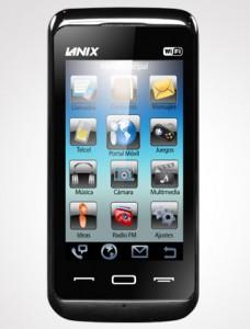 Lanix T99 Telcel