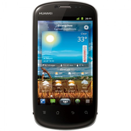 Huawei Vision U8850-5 color plata Telcel