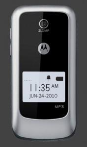 Motorola Finch WX346 Unefon