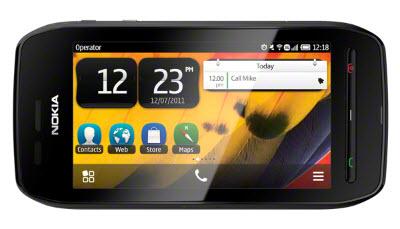 Nokia 603 Negro Telcel