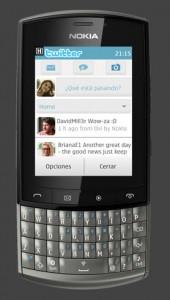 Nokia Asha N303 Unefon
