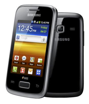 Galaxy duos GT-S6102