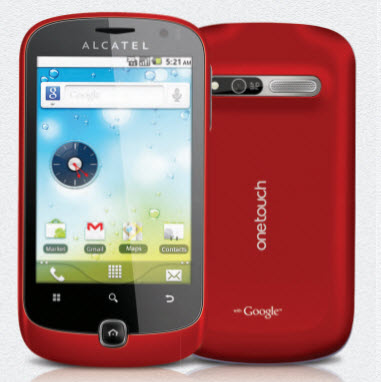 Alcatel OT-990A Telcel