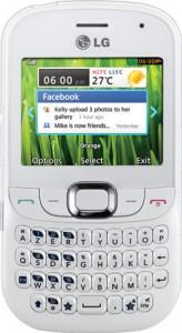 LG c65 wifi blanco