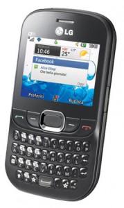 LG c365 negro