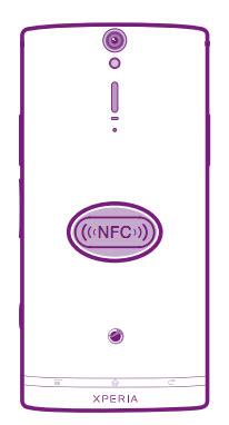 NFC Xperia S LT26i