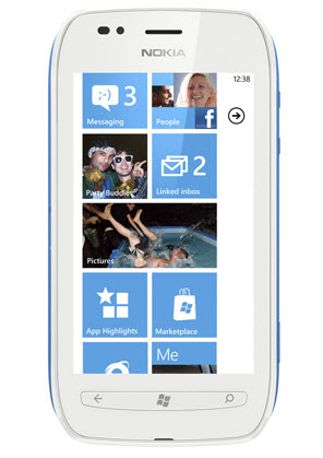Nokia Lumia 710 Unefon