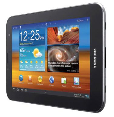 Samsung Galaxy tab 7 plus hard reset