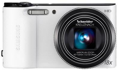 Samsung WB150F blanca