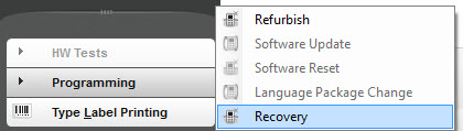 Recovery Lumia 610
