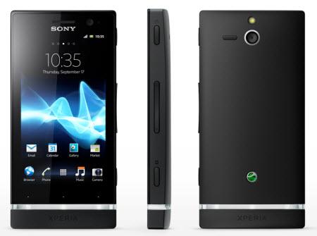 Sony ST25 Xperia U