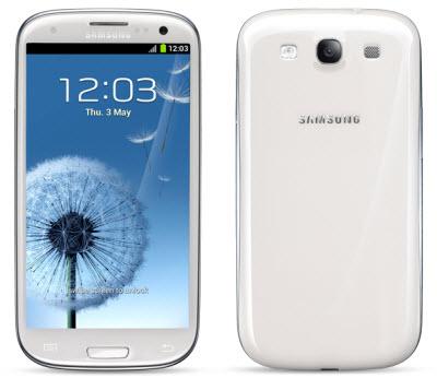 Samsung i9300 IUSACELL color blanco
