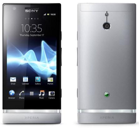 Sony Xperia P LT22i Telcel