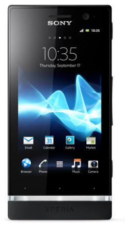 Sony ST25 Vodafone