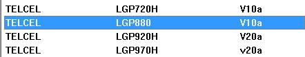 LG P880 Telcel V10a