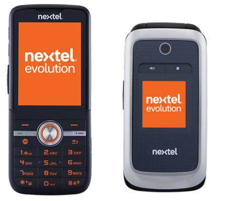 Huawei Polaris & Huawei clip de Nextel