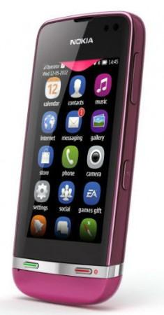 Nokia N311 Telcel color rosa