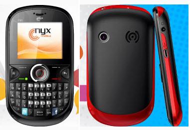 Nyx Mio 2G de Telcel