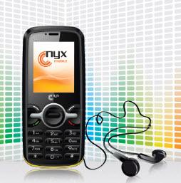 Nyx mobile Noa de Telcel