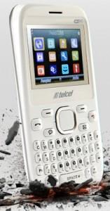 M4tel Viber SS220 Telcel color blanco