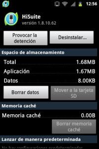 Administrar aplicaciones android