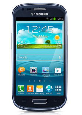 Samsung I8190 color azul