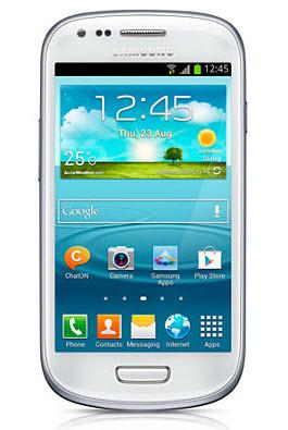Samsung I8190 color blanco