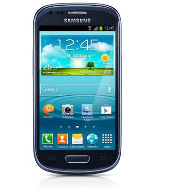Samsung i8190L Telcel color azul