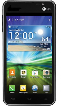 LG P870 Telcel