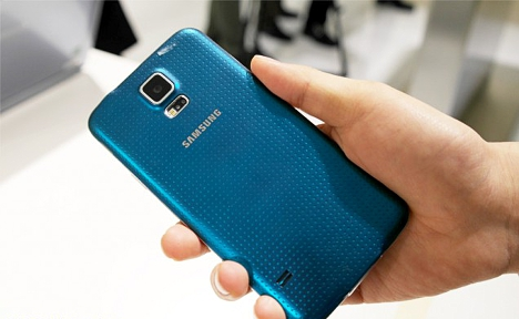 errores samsung galaxy s5