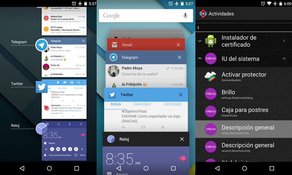 Nova launcher multitasking