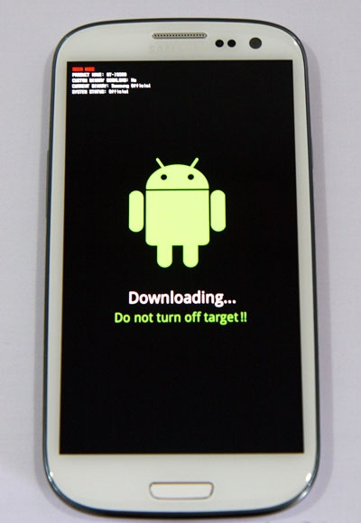 Flashear Stock rom Galaxy S3 mini